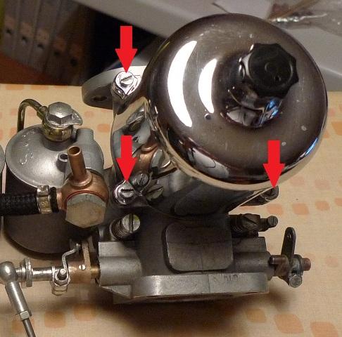 Carburateur hd8 - Reglage carburateur a membrane ...